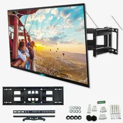 FULL MOTION TV WALL MOUNT TILT SWIVEL LCD LED 32 42 46 47 50