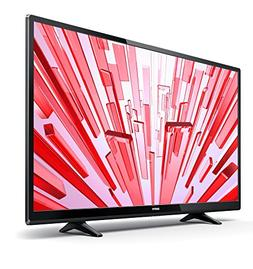 "SANYO FW50D36F 1080p 50"" LED TV, Black"