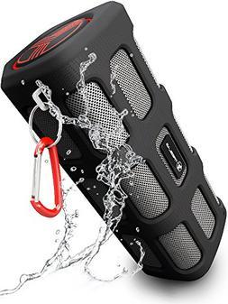 TREBLAB FX100 - Extreme Bluetooth Speaker - Loud, Rugged for