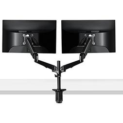 """Fotolux Premium Gas Spring Dual Monitor Mounting Arm For 15"""""""