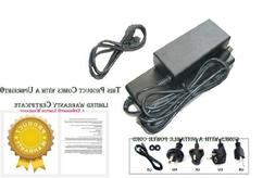 UpBright NEW 24V 12V 4-Pin Global AC / DC Adapter For Protro