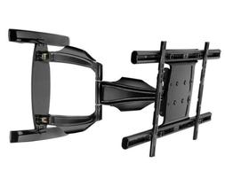 """Gloss Black Articulating Wall Arm For 37"""" To 60"""" Flat Panel"""