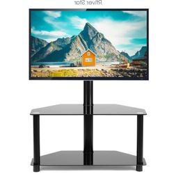 Gloss TV Stand with Swivel Mount for 32 37 40 43 45 47 50 55