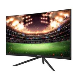 Viotek GN24CB 24-Inch Curved Gaming Monitor with Speakers, 1