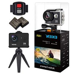 EKEN H9R Action Camera 4K Wifi Waterproof Sports Camera Full