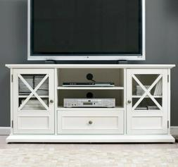 Belham Living Hampton TV Stand - White - BRAND NEW!