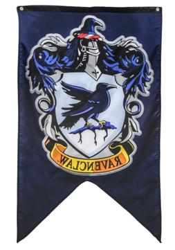 "Harry Potter House Banner - Ravenclaw Flag 30"" x 50"""