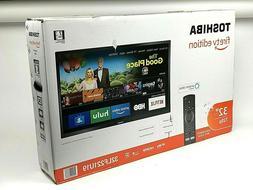 "Toshiba HD Smart LED TV Fire TV Edition / 32"" / 720p /  NIB"