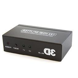 LB1 High Performance New HDMI Splitter Box for LG Electronic