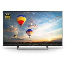 Sony 49 Inch HDR 4K Ultra HD Android Smart TV with 4 x HDMI