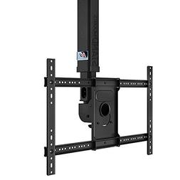 """North Bayou Ceiling TV Mount Height Adjustable Fits 32"""" - 60"""