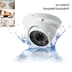 High Definition 1000TV 48LED Outdoor Dome CCTV Security Came