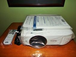 Epson Home Cinema 2150 Wireless 3LCD Projector NEW ,O HOURS,