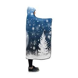 WUTMVING Hooded Blanket New Year 2013 Blanket 60x50 Inch Com