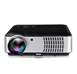 """BAL Household Led Mini Projector, 50""""-200"""" 1080p Hd Projecto"""