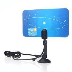 Idroidnation I-HDTV Super Thin Digital Indoor HDTV Antenna -