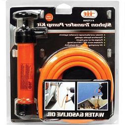 JMK IIT 17544 Siphon Transfer Pump Kit with 2-50 Inch Hoses