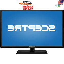 """Sceptre 24"""" Inch 1080p 60Hz Class LED FULL HD TV w/ HDMI & U"""