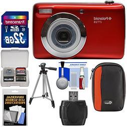 Polaroid iTT28 20MP 20x Zoom Digital Camera  with 32GB Card