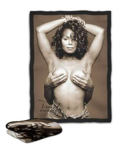 janet jackson young blanket 40x30 inch 60x50