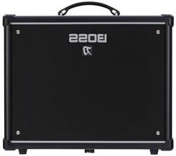 Boss KATANA-50 Combo Guitar Amplifier, 50-Watt