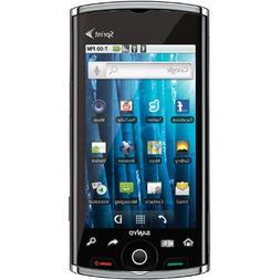 Sanyo Kyocera Zio M6000 - Black  Smartphone