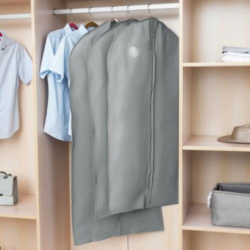 1/5/10Pcs Garment Suit Dress Coat Breathable