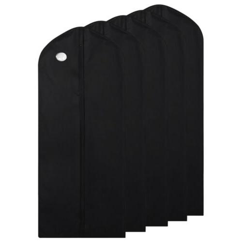 1/5/10Pcs Garment Suit Bag Dress Clothes Breathable Storage