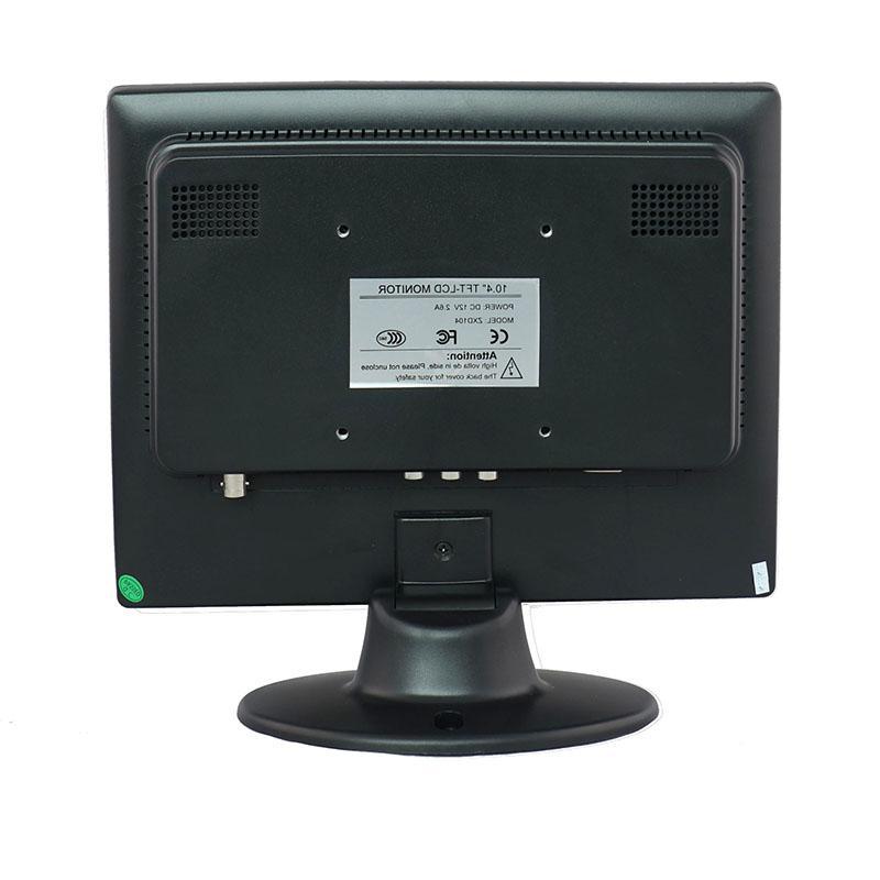 10.4 Display VGA HDMI <font><b>Monitor</b></font> Screen <font><b>Built</b></font>-<font><b>in</b></font> <font><b>Speaker</b></font>