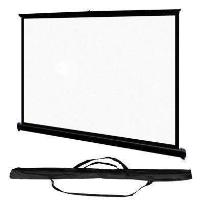 FAVI 50 inch 16:9 Universal Projector Screen with Travel Bag