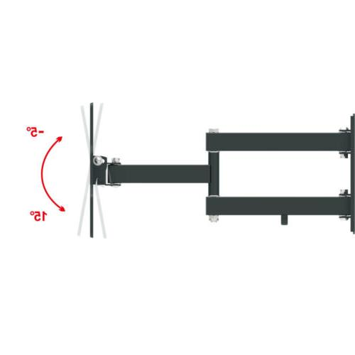 180° Motion TV Wall Bracket for 13 47 50 Inch Display