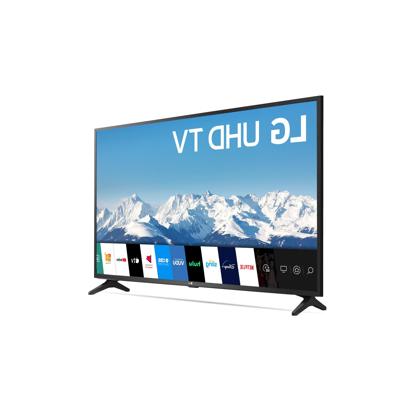 50 Class UHD Smart TV Low Unlimited Entertainment