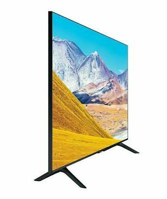 "8 50"" Crystal UHD LED TV"