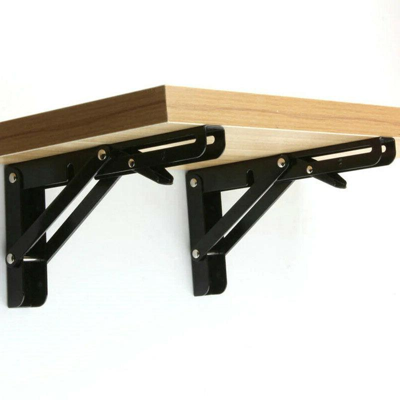 2X Shelf Bench Table