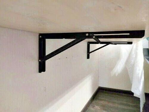 2X Angle Shelf Bench