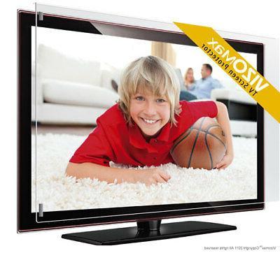 49-50 TV Protector.Damage LED QLED HDTV