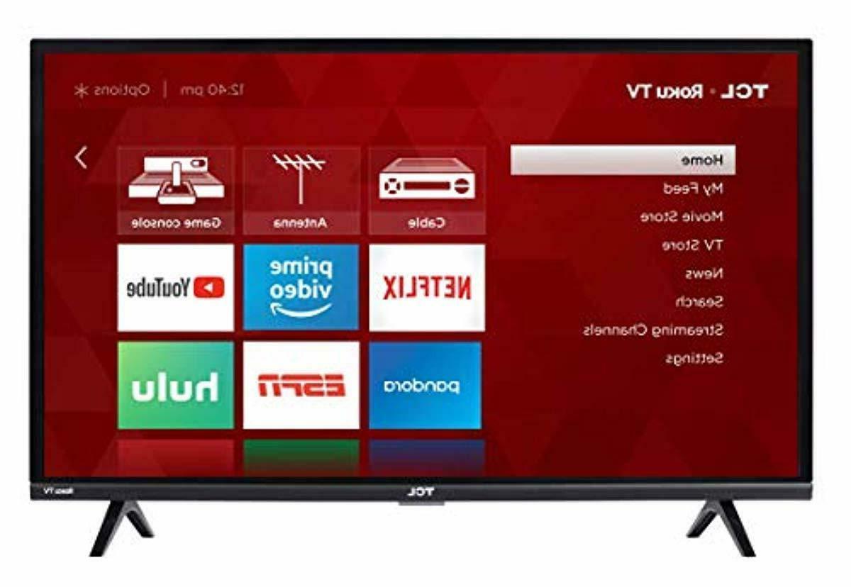 TCL 32S327 32-Inch 1080p Roku Smart LED TV