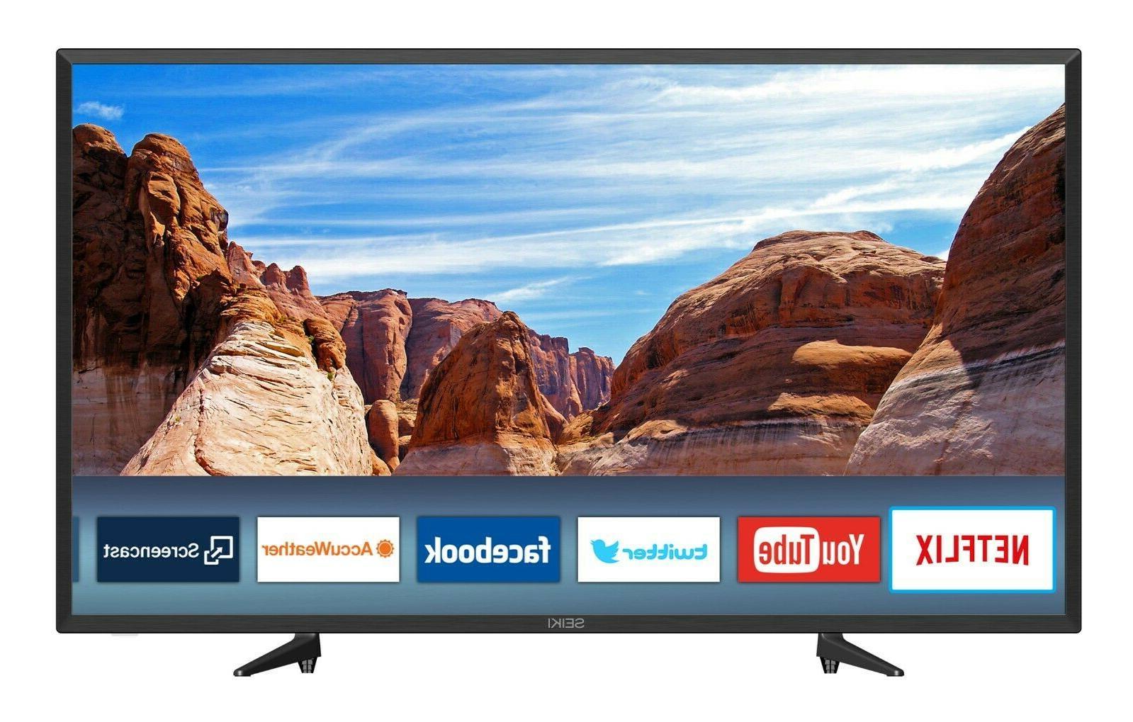 40 class fhd 1080p smart led tv