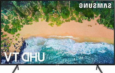 Samsung UN50NU7100 Flat 4K Smart 2018