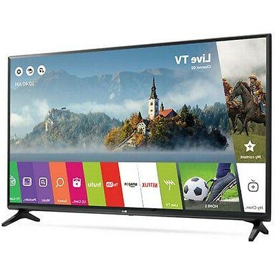 LG 49LJ5500 - Full 1080p Smart LED