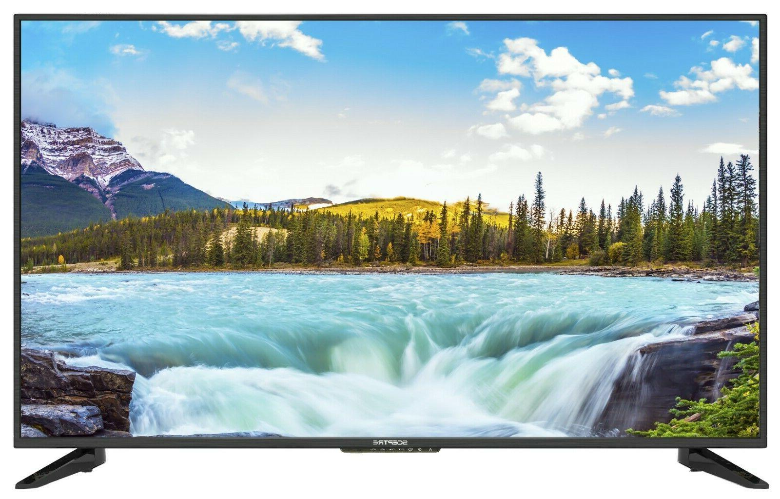 Sceptre 50 INCH 1080P LED TV IN BOX