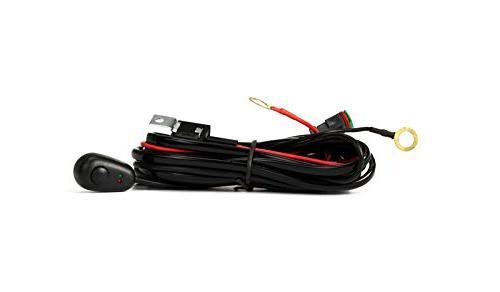 AVEC 300W LED LIGHT BAR ULTRA WHITE W/WIRING KIT 5D
