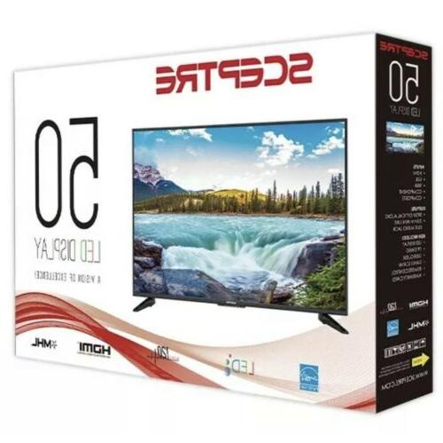 Sceptre 50-Inch TV Surround & *Free