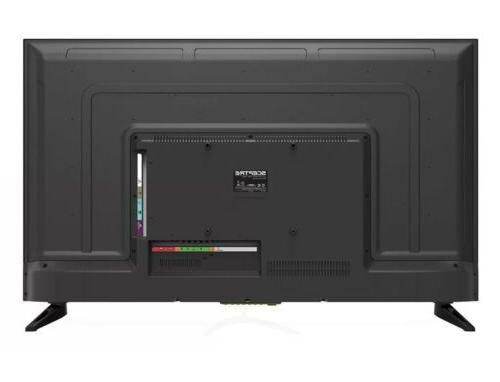 Sceptre 50-Inch 1080P TV w/ Surround Sound & *Free