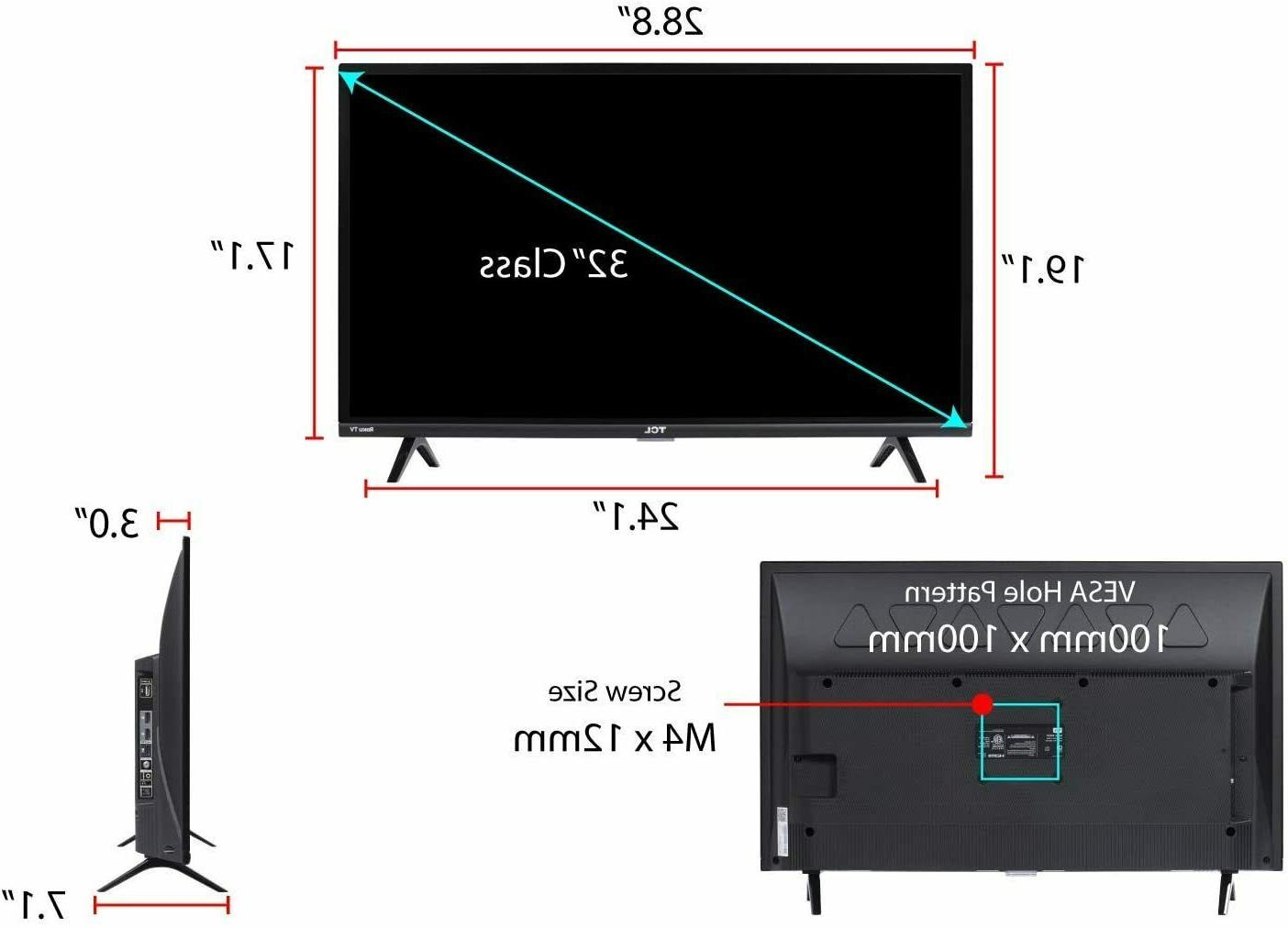 TCL 50-inch 1080p Smart TV 50SS50,