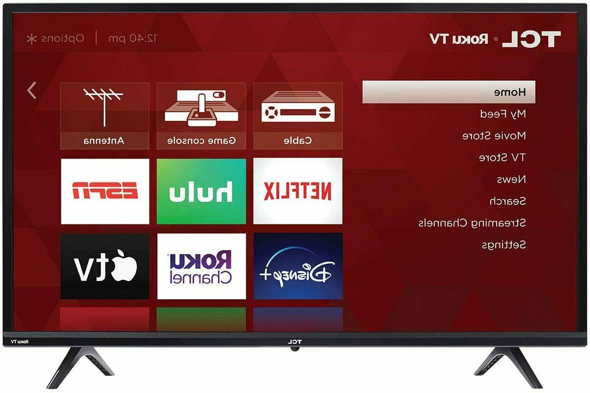 TCL 50-inch Smart TV - 50SS50, Model