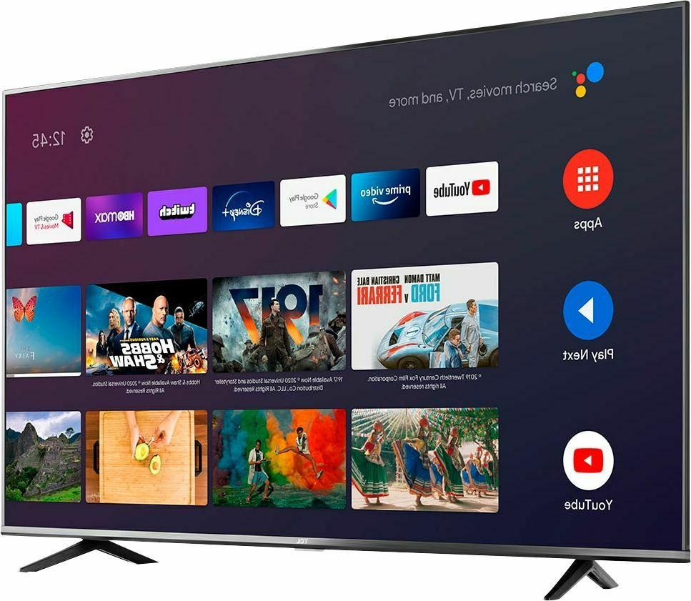 50 inch 4k led smart tv android