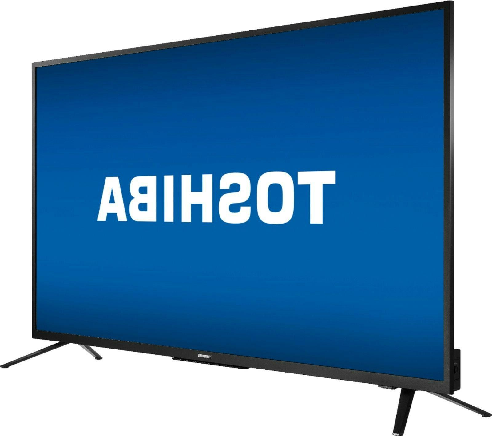 """Toshiba 50"""" LED Smart Dolby Vision HDR Ultra"""