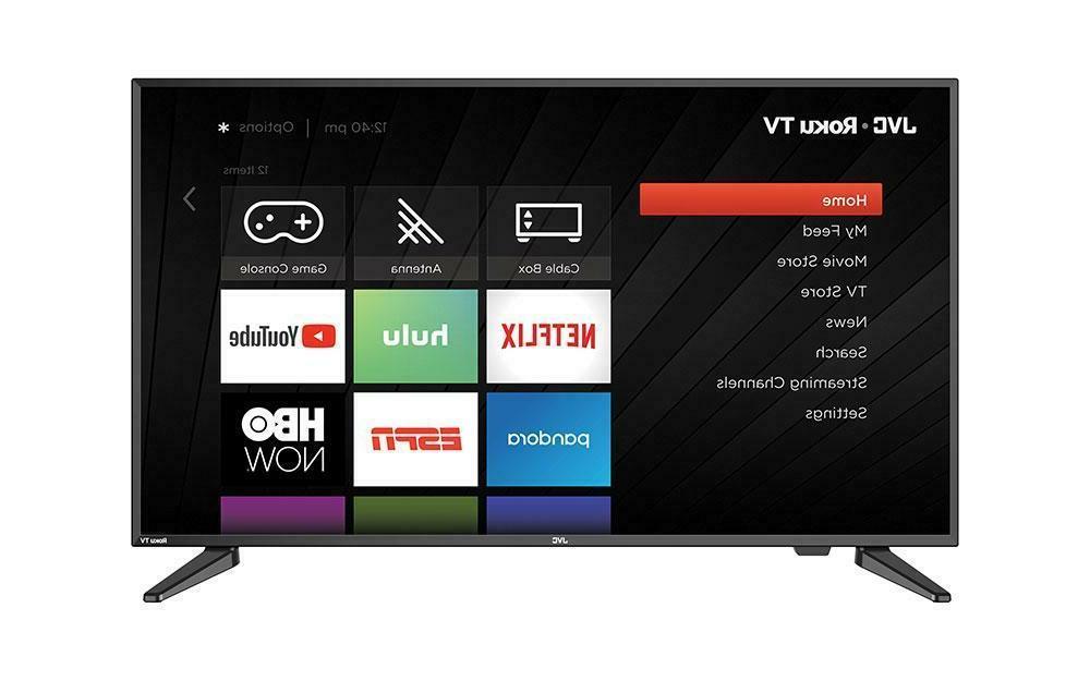 JVC inch 4K Roku Smart HDR Ultra HD HDMI