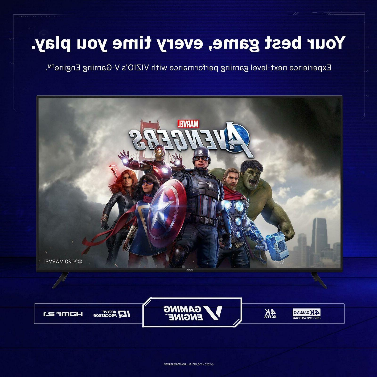 VIZIO UHD LED TV M Series HDMI HD V Gaming